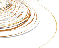 Swirl wave background Stock Photo