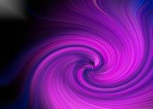 Purple, blue, pink swirl background royalty free illustration