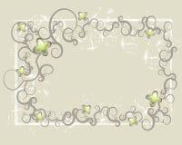 Swirling background Stock Image
