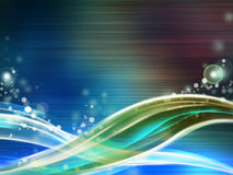 Swirling backgrounds Royalty Free Stock Photography