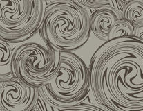 Swirling hand drawn of various vintage background Stock Image