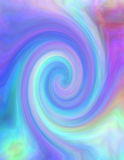 Swirling Pastel Royalty Free Stock Photos