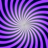 Swirling radial pattern background. Vector illustration for swirl design.  Vector illustration Royalty Free Stock Images