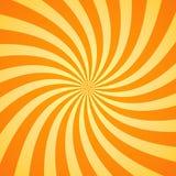Swirling radial pattern background. Vector illustration. For swirl design. Vortex starburst spiral twirl square. Helix rotation rays. Converging psychadelic royalty free illustration