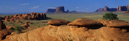 Swirling Sandstone Formations, Stock Images