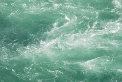 Swirling waters Royalty Free Stock Photo