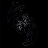 Swirls Stock Images