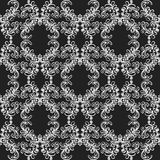 Swirls pattern Royalty Free Stock Image