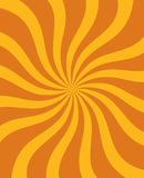 Swirly漩涡背景纹理 免版税库存照片