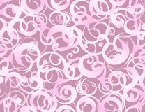 Swirly background vector Stock Images