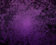 Swirly grunge Stock Images