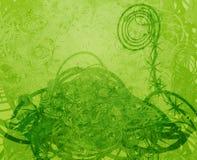 Swirly grunge Royalty Free Stock Photography