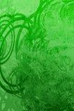Swirly grunge Stock Image