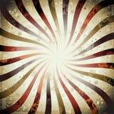 swirly grunge sunburst ilustracja wektor