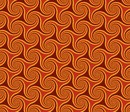 Swirly pattern Stock Photography