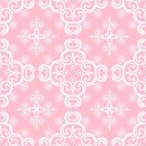 Swirly seamless pattern Royalty Free Stock Photos