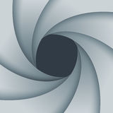 Swirly white paper background Stock Photo