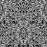 Swirly wzór ilustracja wektor
