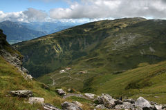 Swiss Alps Royalty Free Stock Photo