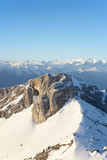Swiss Alps Royalty Free Stock Images
