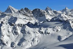 Swiss Alps: Stock Photography