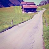 Swiss Alps Royalty Free Stock Photos