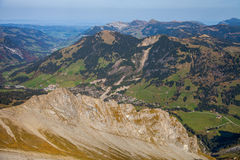 Swiss Alps II Stock Photo
