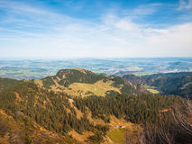 Swiss Alps in Lucerne Region Royalty Free Stock Photos