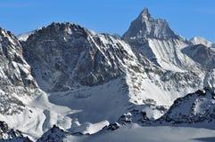 Swiss Alps. Matterhorn Stock Images