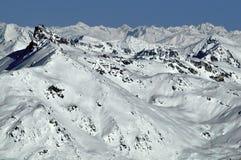 Swiss Alps Pierre Avoie Stock Image