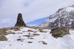 Swiss Alps - San Bernardino Stock Photography