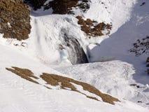 Swiss Alps - San Bernardino Royalty Free Stock Image