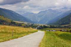 Swiss Alps View Royalty Free Stock Image