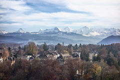 Swiss Alps Stock Photography