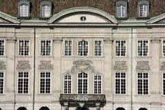 Swiss architecture Stock Image
