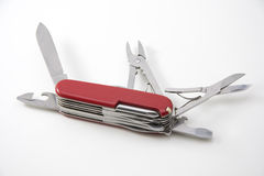 Swiss army knife Stock Photography