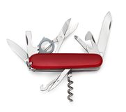 Free Swiss Army Knife Royalty Free Stock Photo - 16103325