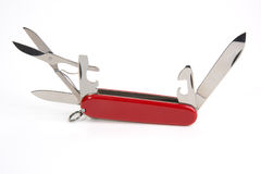 Free Swiss Army Knife Stock Image - 4953341