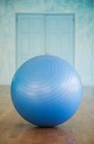 Swiss ball closeup Stock Images