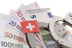 Swiss Bank Account Stock Photography