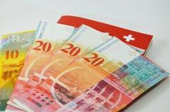 Swiss banknote Stock Photos