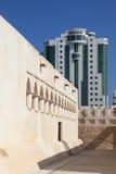 Swiss Belhotel in Doha, Qatar Stock Photos