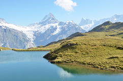 Swiss Bernese Alps Stock Photos