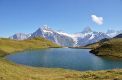 Swiss Bernese Alps Stock Photos