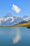 Swiss Bernese Alps Stock Photography