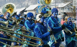 Swiss Carnival Stock Images
