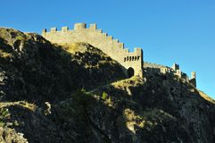 Swiss Castle Royalty Free Stock Images
