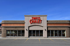 Swiss Chalet Stock Image