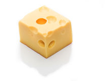 Swiss cheese Stock Photography