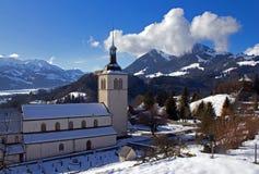 Swiss Church Stock Photos